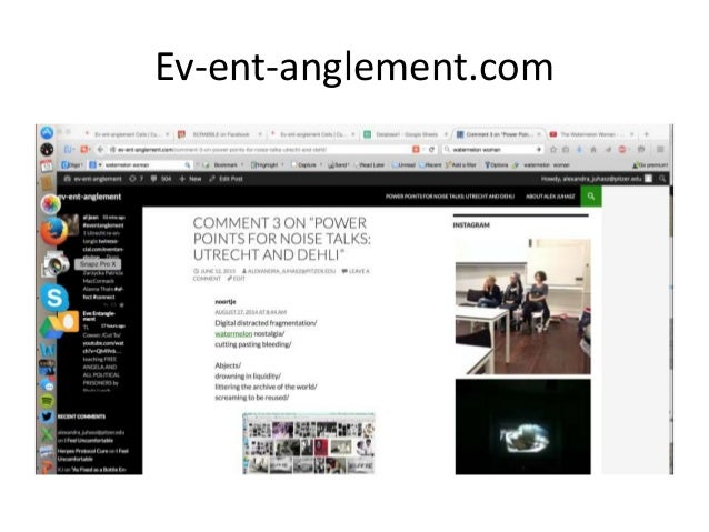 Ev-ent-anglement.com