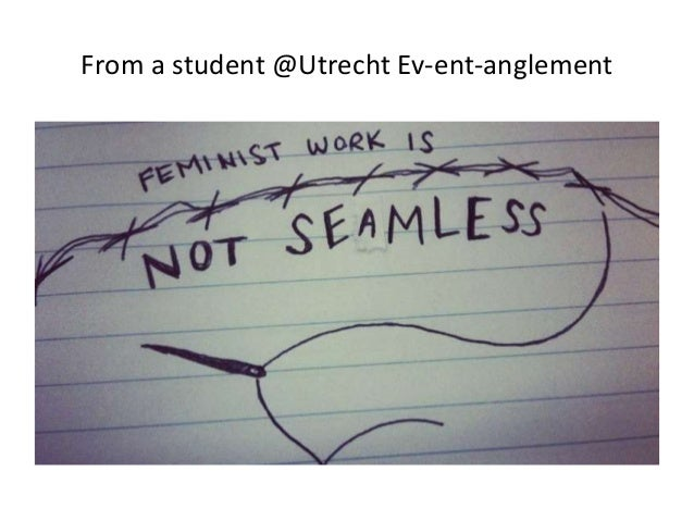 From a student @Utrecht Ev-ent-anglement