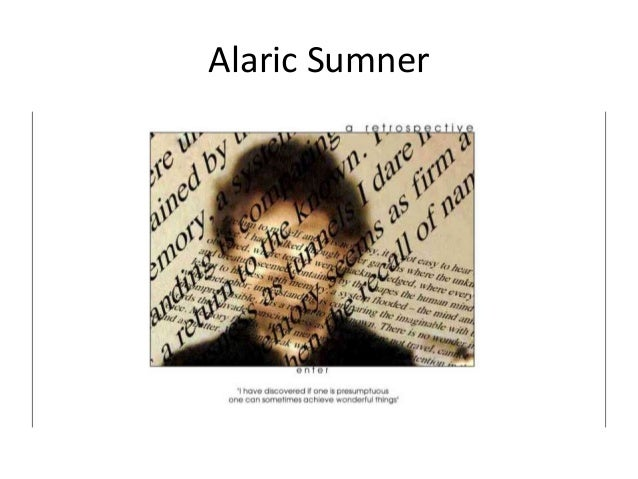 Alaric Sumner