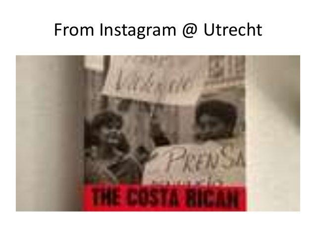 From Instagram @ Utrecht