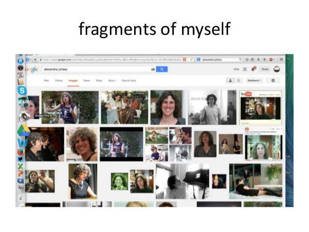 fragments of myself