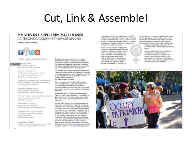 Cut, Link & Assemble!
