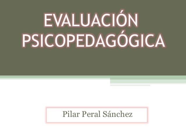 Pilar Peral Sánchez