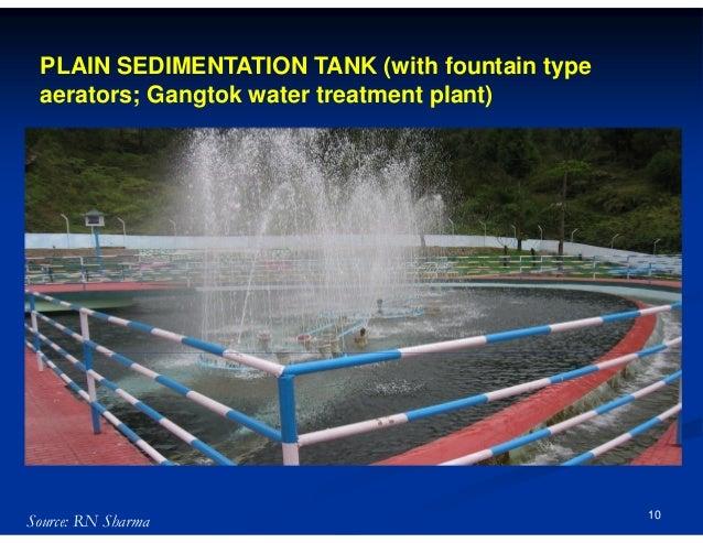 Water Treatment Slides