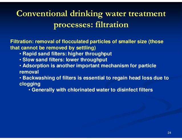 Water Treatment Process Pdf
