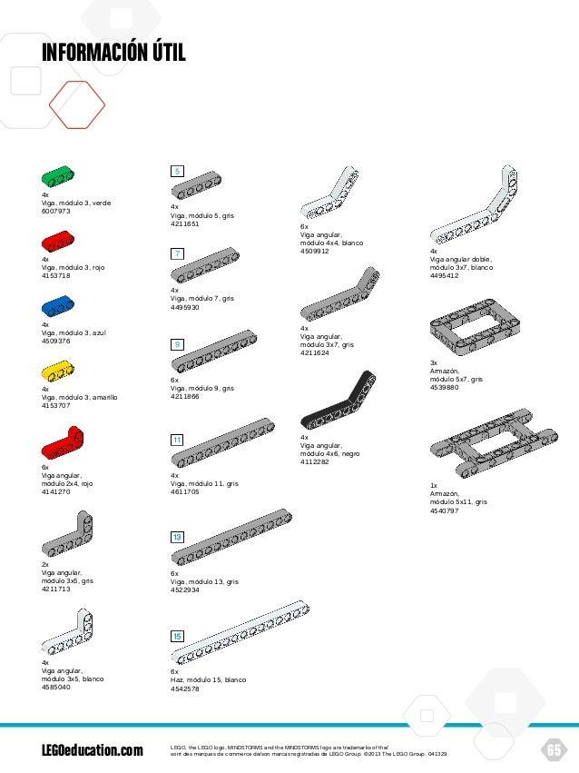 Guía de Uso Lego Mindstorm Ev3 45544