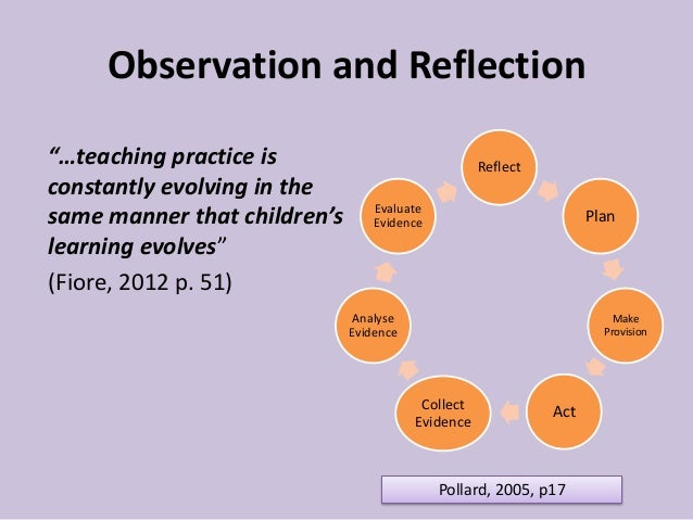 observation reflection 4 twyman, redding reflection on instruction reflecfion on instrucfion is a peer- to-peer observation tool designed to help teachers support and learn from one.