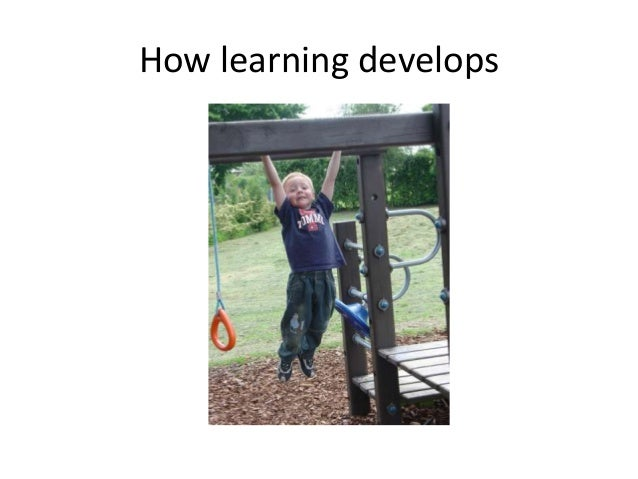 How learning develops