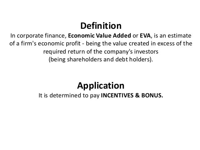the definition and application of economic incentive The paper discusses the advantages and disadvantages of various economic incentive instruments, presents in-depth case studies of their application in sweden, the .