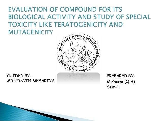 GUIDED BY:           PREPARED BY:MR PRAVIN MESARIYA   M.Pharm (Q.A)                     Sem-1