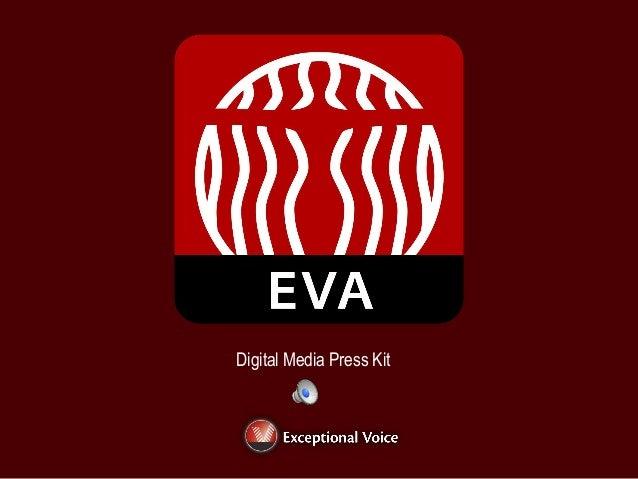 Digital Media Press Kit