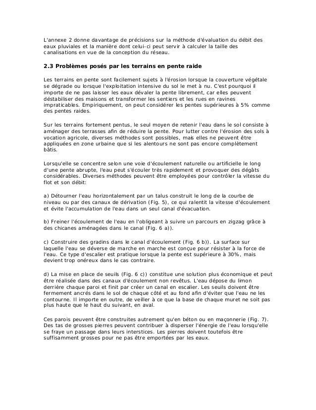 Eaux de surface pdf