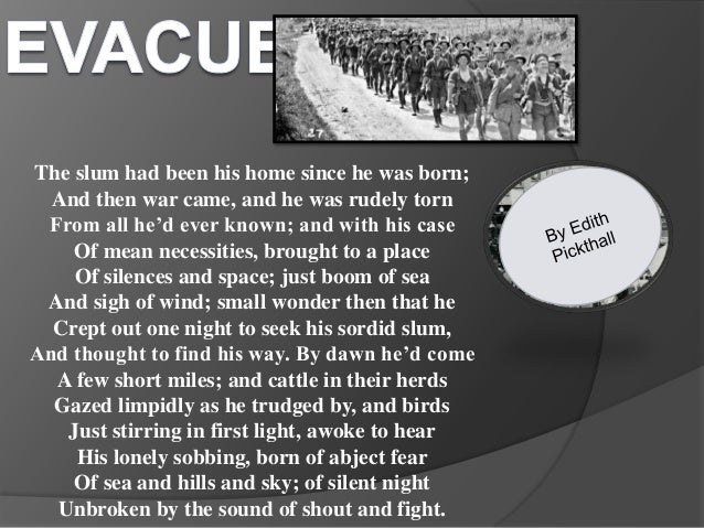 evacuee