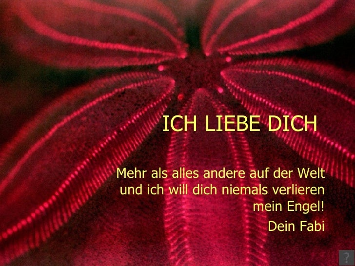 Positively Als Dich Ich Andere Mehr Liebe Alles the sob