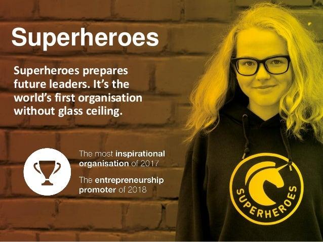 Eva K. Ponomarjov: Preparing future leaders Slide 3