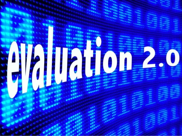A greater range of evaluation products