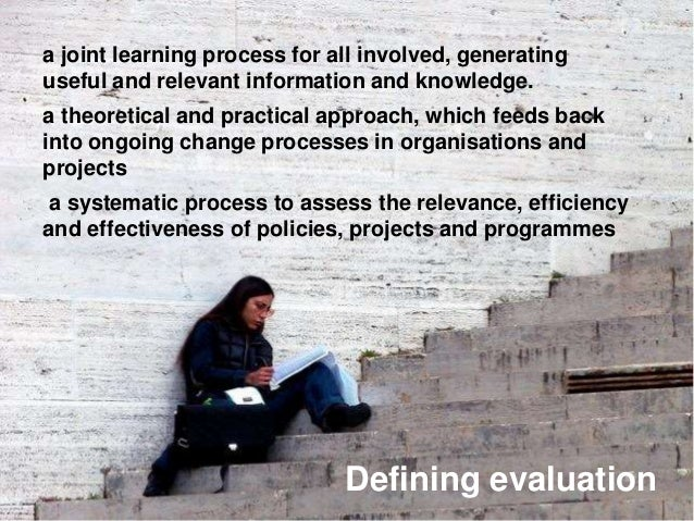 a joint learning process for all involved, generating useful and relevant information and knowledge. a theoretical and pra...