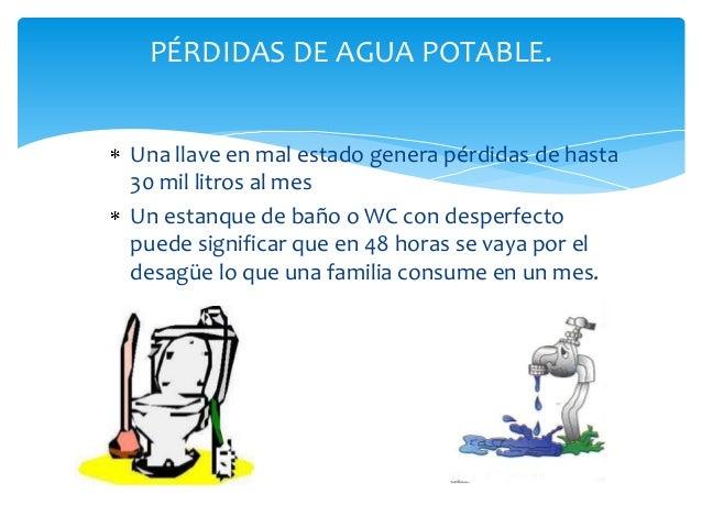 El cuidado del agua for Estanque de agua potable easy