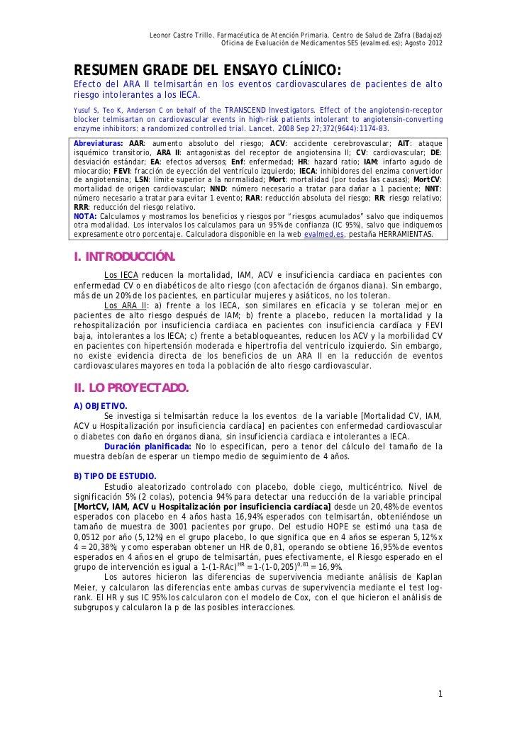 Leonor Castro Trillo. Farmacéutica de Atención Primaria. Centro de Salud de Zafra (Badajoz)                               ...