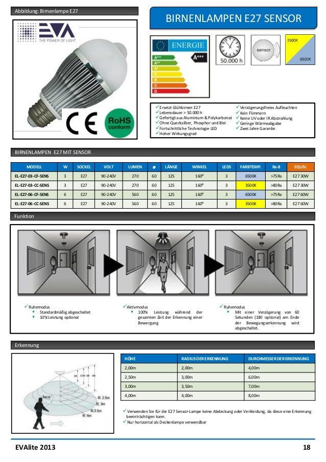 Abbildung: EL-DLA-05                                                                 EINBAUSTRAHLER 5W                    ...