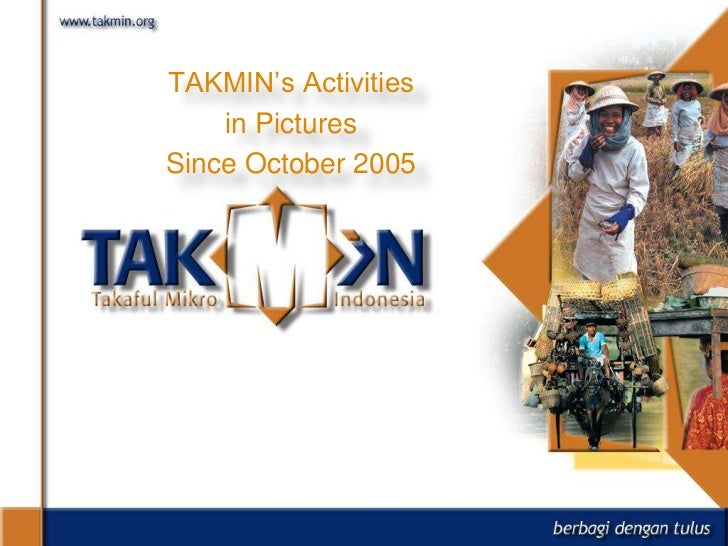 TAKMIN's Activities    in PicturesSince October 2005