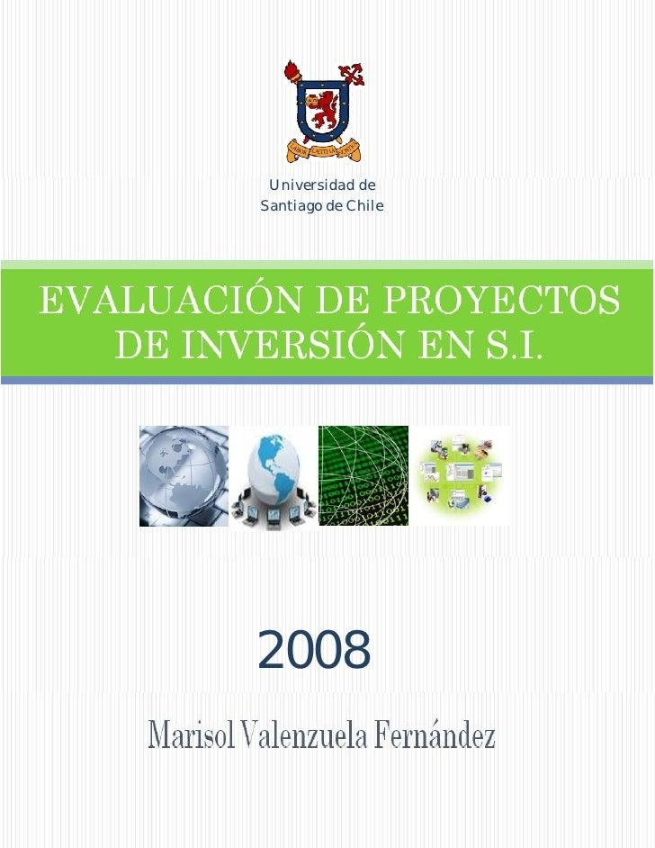Universidad de Santiago de Chile     2008