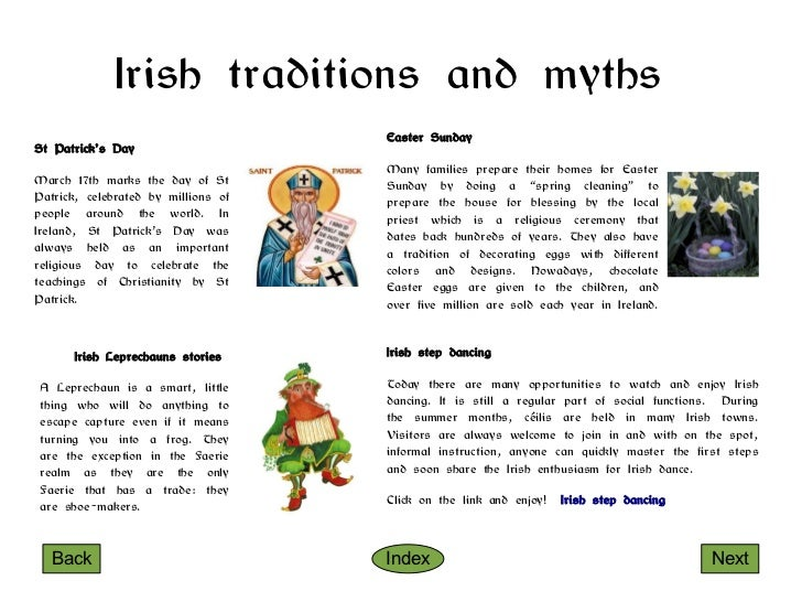 Ireland tradition and dissent essay