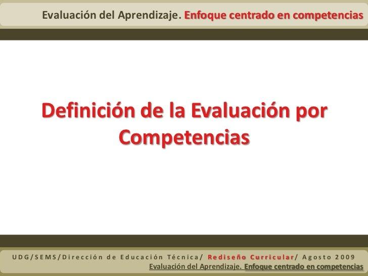 EvaluacióN Competencias Slide 3