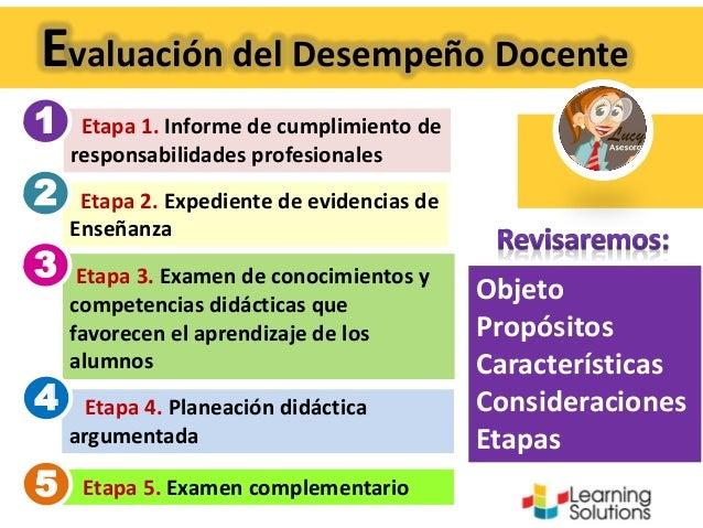 Evaluaci n del desempe o docente 2016 2017 for Docentes en el exterior 2016