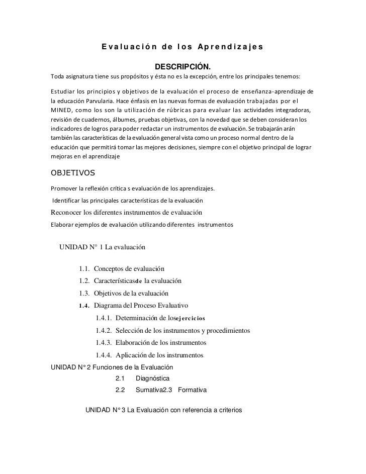 Evaluación de los aprendizajes 2011 Slide 3