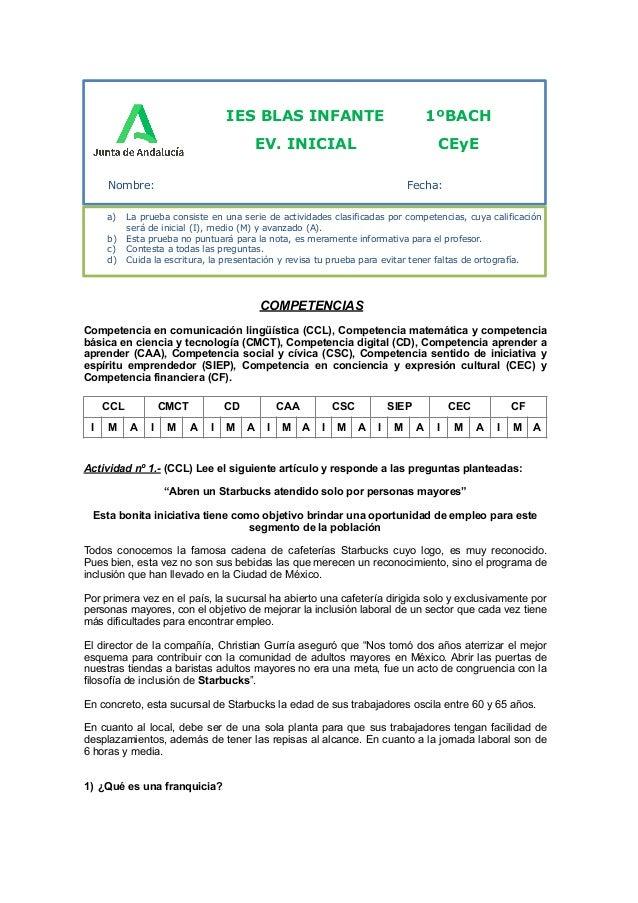 COMPETENCIAS Competencia en comunicación lingüística (CCL), Competencia matemática y competencia básica en ciencia y tecno...