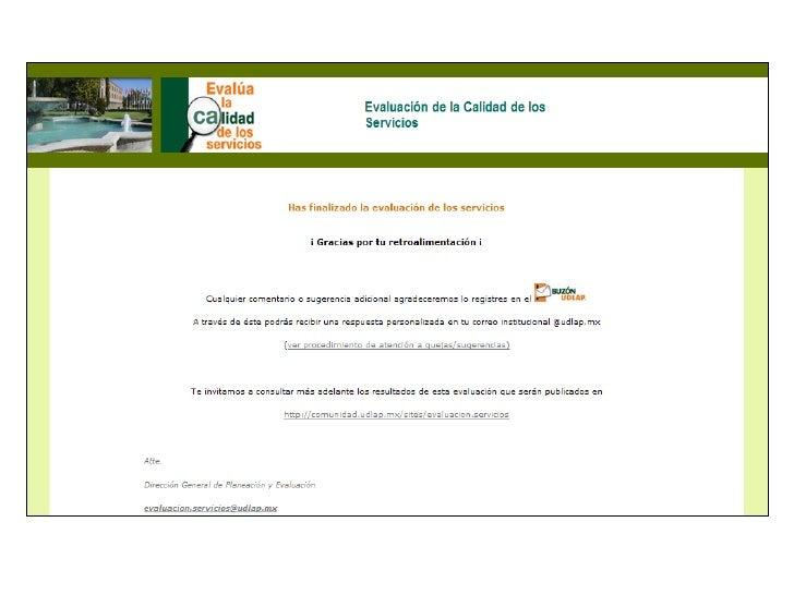 Resultados por pregunta (Copia de la presentación institucional)