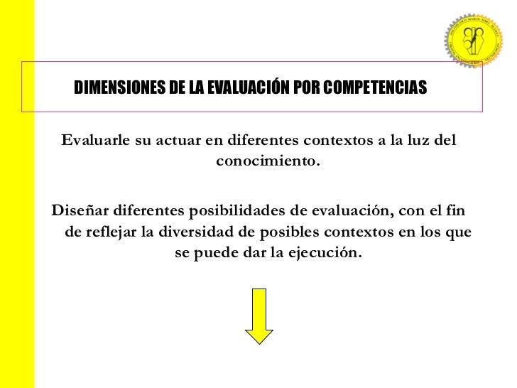 Evaluacion Por Competencias Slide 3