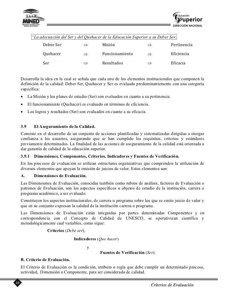 DIMENSIÓN II              GOBIERNO Y ADMINISTRACIÓN INSTITUCIONALConcepto:La institución dispone de un sistema de gobierno...