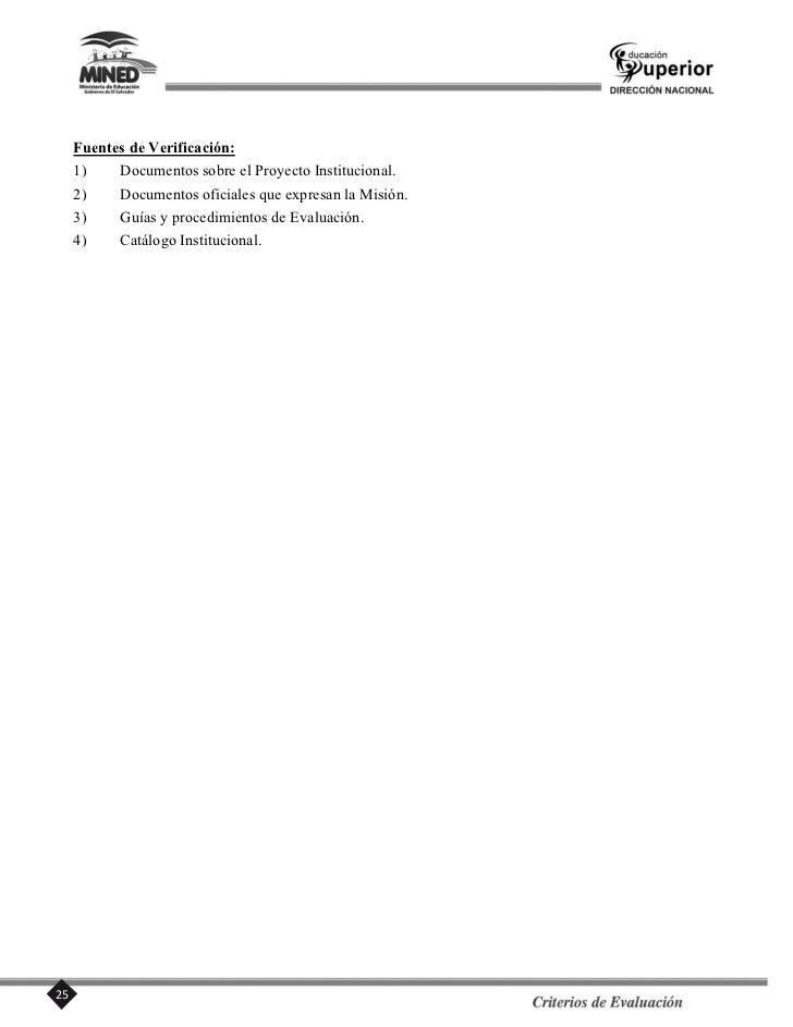 4)     Documentos sobre programas de orientación para estudiantes.5)     Existencia de unidad especializada de atención a ...