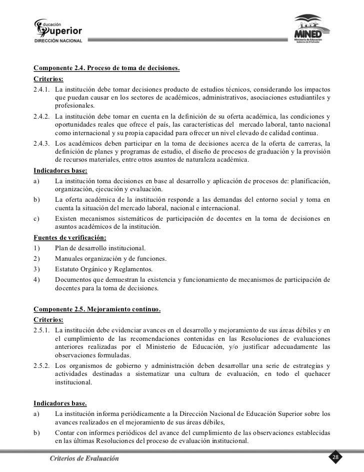 Componente 3.10. Otorgamiento de becas u otros mecanismos de ayuda financiera para estudios.     Criterios:     3.10.1. Lo...