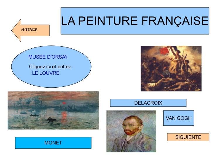 LE LOUVRE MUSÉE D'ORSAY ANTERIOR