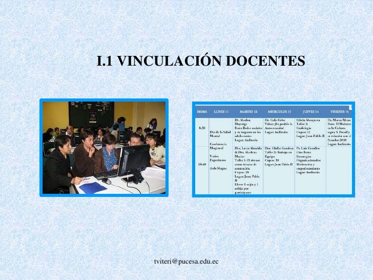 H.2  SISTEMA DE INVESTIGACIÓN<br />tviteri@pucesa.edu.ec<br />