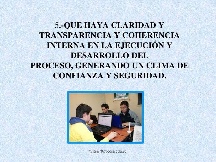 CONDICIONES QUE UNA INSTITUCIÓN DE EDUCACIÓN SUPERIOR DEBE CUMPLIR PARA LAAUTOEVALUACIÓN Y EVALUACIÓN EXTERNA DE CARRERAS<...