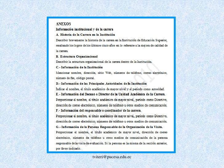 4.- QUE LOS DIRECTIVOS DE LA INSTITUCIÓN Y DE LA CARRERA ASUMAN EL LIDERAZGO,PROMUEVAN LA DIFUSIÓN Y PARTICIPACIÓN, DIRIJA...