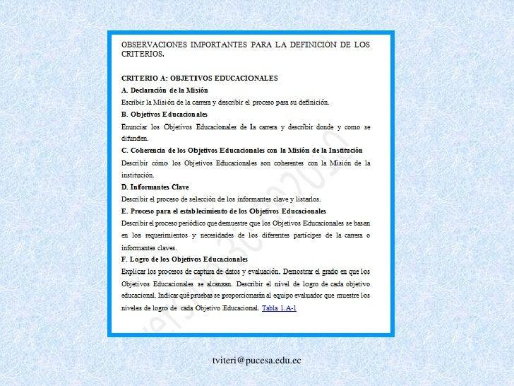 6.-QUE LA INSTITUCIÓN UTILICE LOS RESULTADOS DE LA AUTOEVALUACIÓN DE LAS CARRERAS PARAELABORAR PROYECTOS DE MEJORAMIENTO Q...