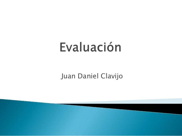 Juan Daniel Clavijo