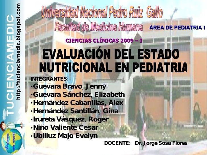 http://tucienciamedic.blogspot.com                                                                             ÁREA DE PED...
