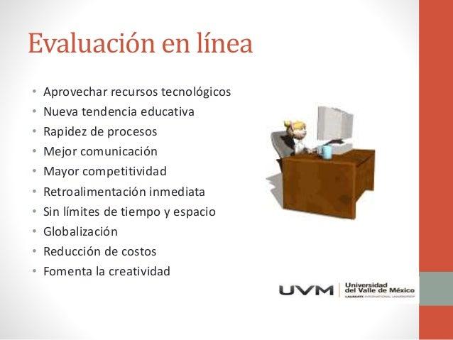 Evaluacion En Linea