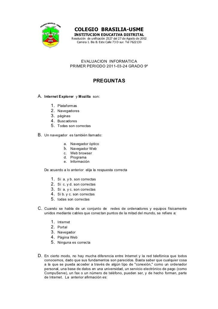 COLEGIO BRASILIA-USME                      INSTITUCION EDUCATIVA DISTRITAL                    Resolución de unificación 25...