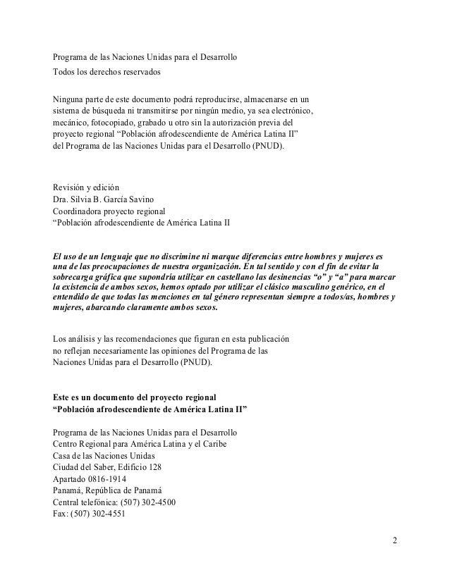 Evaluacion metodologica de la pregunta etnico racial del censo 2011 de costa rica Slide 2