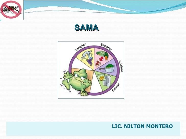 LIC. NILTON MONTERO    SAMA