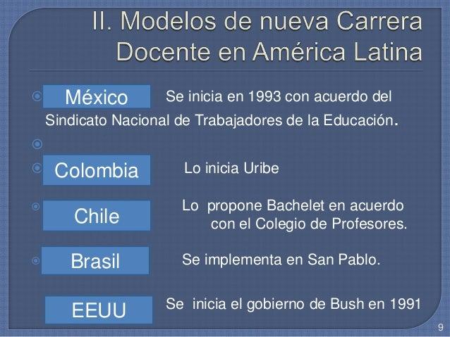  : Se inicia en 1993 con acuerdo del Sindicato Nacional de Trabajadores de la Educación.   Lo inicia Uribe  Lo propone...