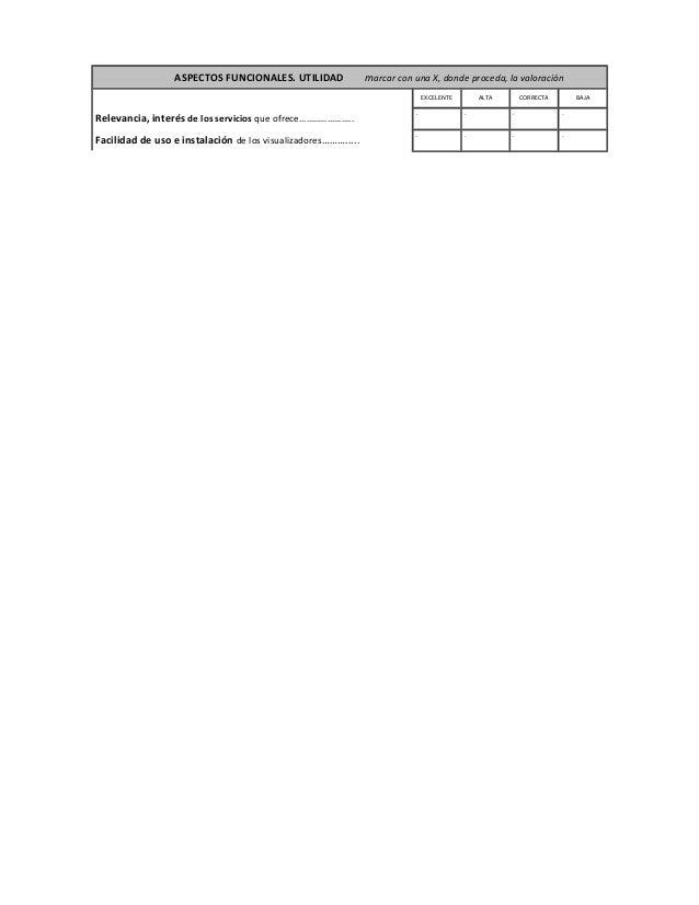 Evaluacion sitios web Slide 2
