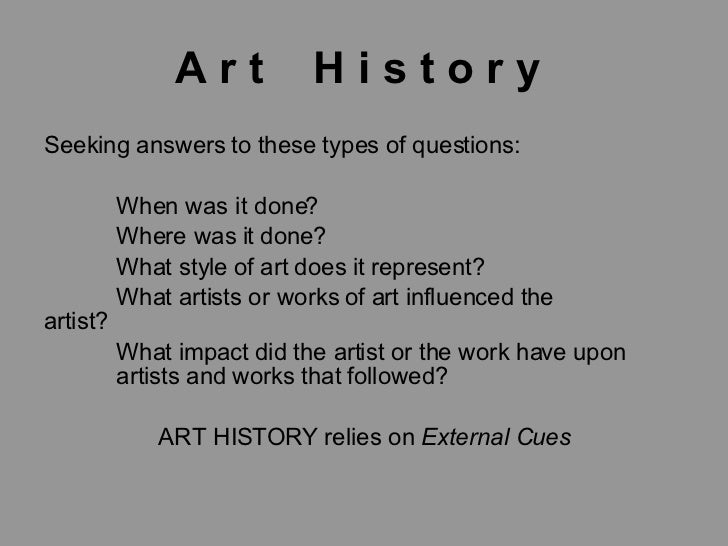 evaluating art Evaluating art subjectively means you can judge it by how the art makes you feel you do not have to have prior knowledge of its background, techniques, medium, or other information critiques use both to evaluate art.
